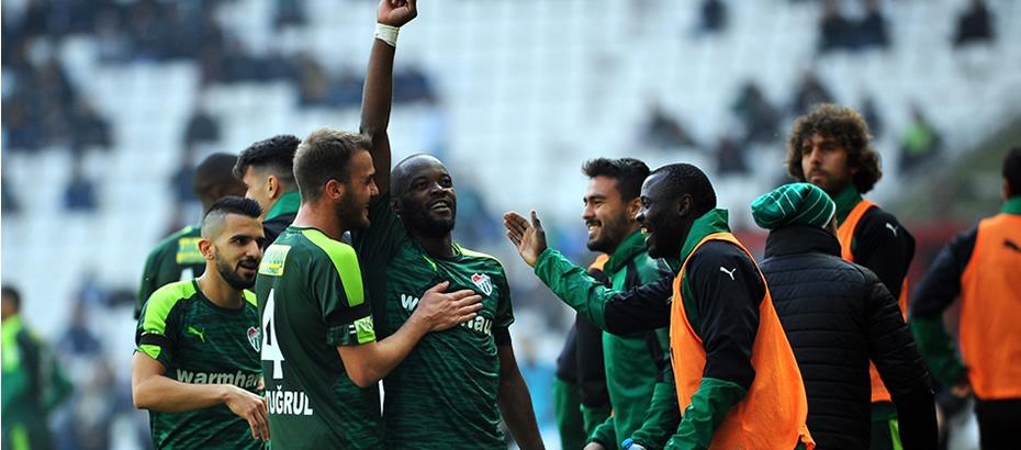 SL: Konyaspor 0-3 Bursaspor