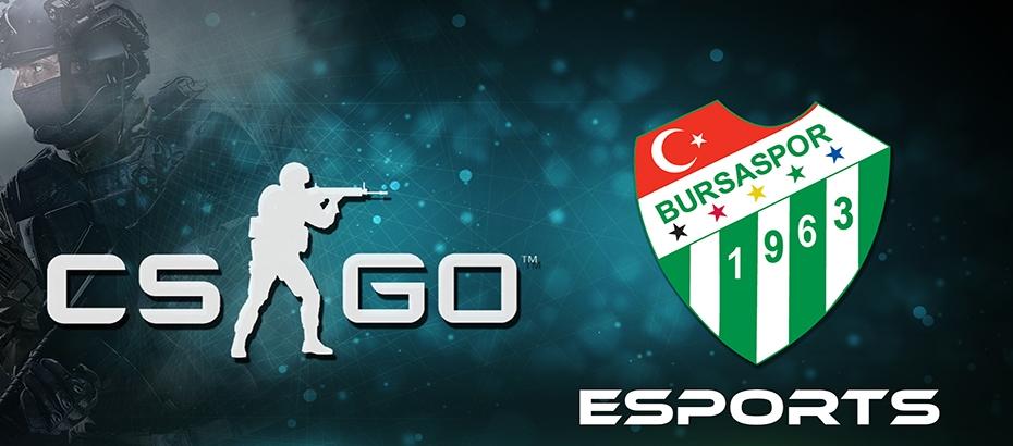 Bursaspor Esports CS:GO Takımı Kuruldu!