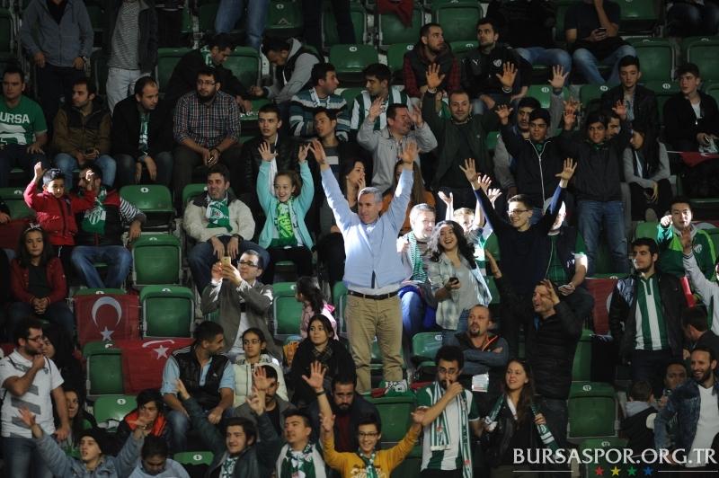 Basketbol: Bursaspor 73 – 59 Mersin BŞB