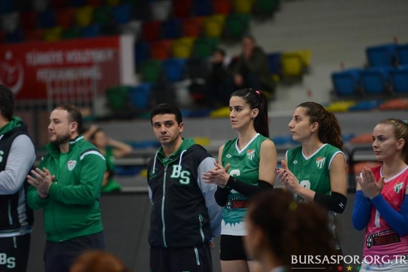 TVF 12.Hafta: Bursaspor 3–0 Yeşilyurt