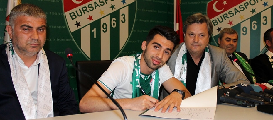 Our first transfer is Emre Taşdemir