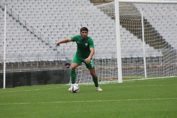 Hazırlık Maçı: F.Karagümrük - Bursaspor