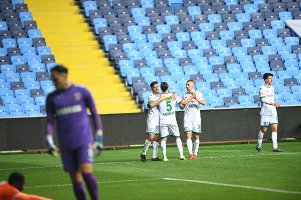 Spor Toto 1. Lig 27. Hafta: Adanaspor - Bursaspor
