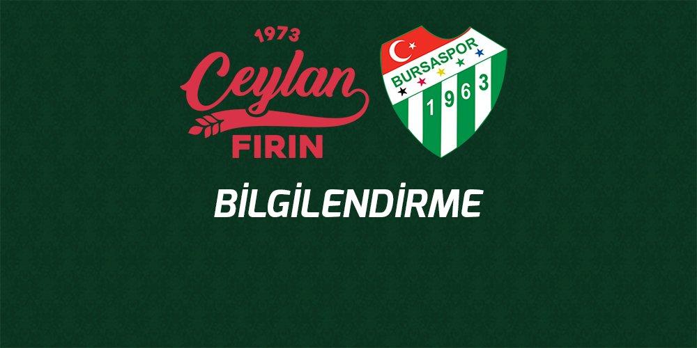 Teşekkürler Mehmet Ceylan