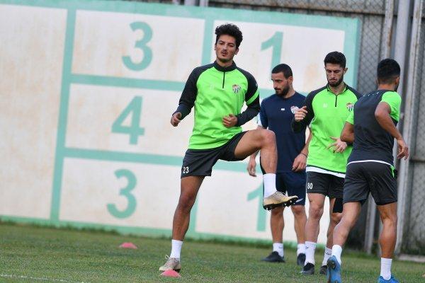 Y. Samsunspor Maçı Hazırlıklarına Başladık