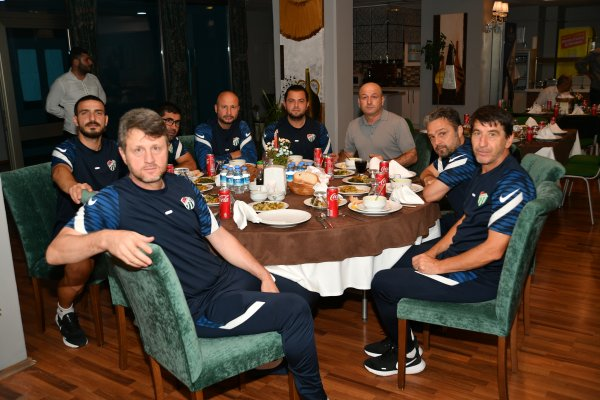 Y. Samsunspor Maçı Hazırlıklarını Tamamladık